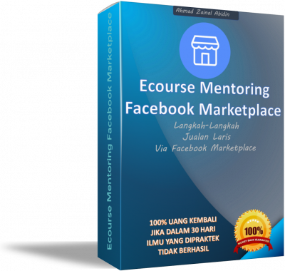 ecover Mentoring Fb Marketplace